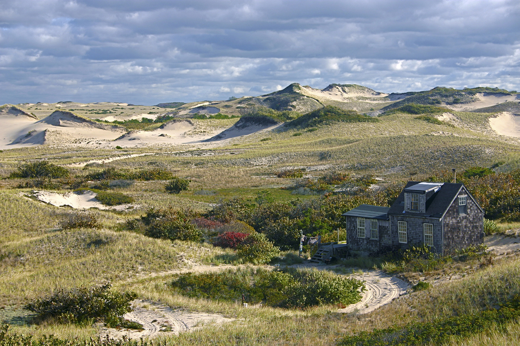 Ordinary Dune Shacks Cape Cod Part - 5: Stephanie Foster. Dune Shack Experience | Farms Of Cape Cod